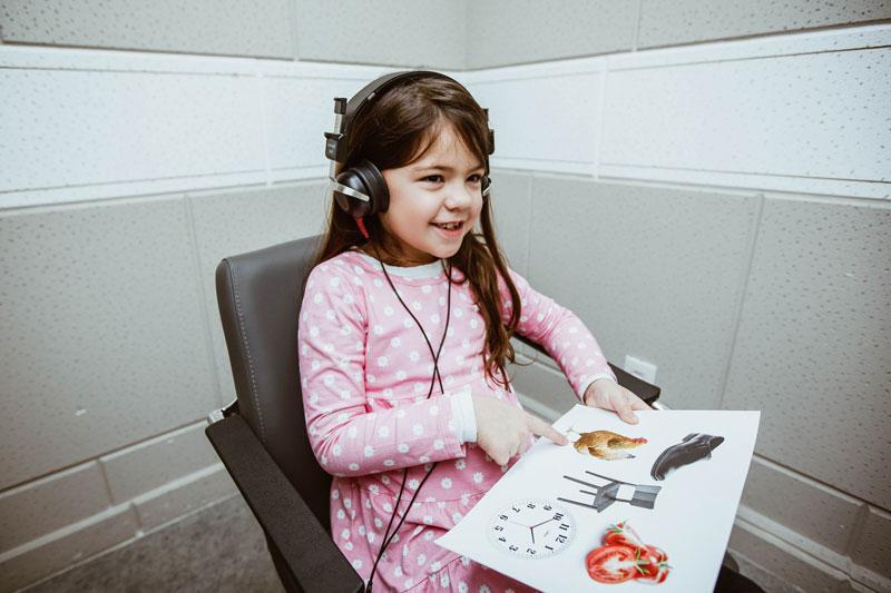Audiometria Infantil