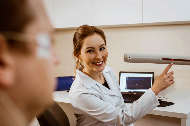 Vectoeletronistagmografia